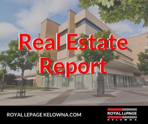 Royal LePage Kelowna Real Estate Report for June 2019